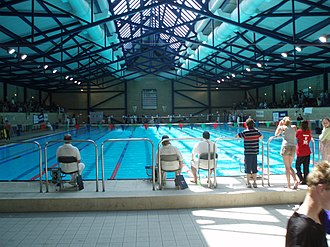 Millfield - Image: Millfield Pool