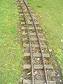 Miniature railway track, Grosvenor Park, Chester - DSC07987.JPG