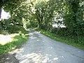 Minor road near Newton East - geograph.org.uk - 2038178.jpg