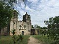 Mission Concepcíon San Antonio TX Walkup View.jpg
