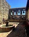 Mission San Juan Capistrano Bells and Fountain.jpg