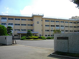 Mito Commercial High School.JPG