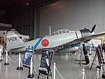 Mitsubishi A6M2 Replica 'V-128' (29763021845).jpg