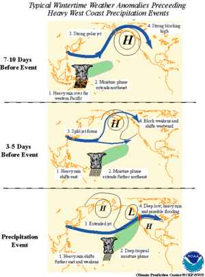 Pineapple Express - How the Madden–Julian oscillation can induce a Pineapple Express.