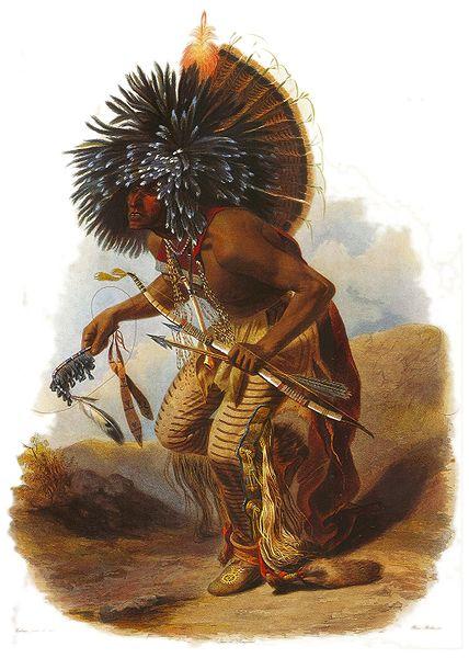 coiffe d indien