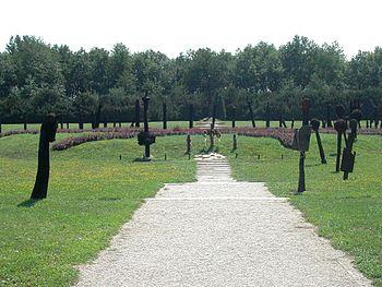 Το μνημείο της μάχης του Μόχατς