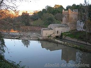 Guadaíra - A Mill along the Guadaíra.