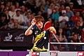 Mondial Ping - Women's Singles - Semifinal - Ding Ning-Li Xiaoxia - 11.jpg