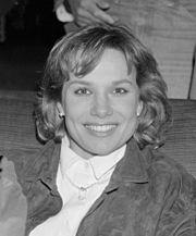 Monique van de Ven nel 1988