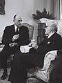 Monnett Bain Davis - Haim Weizmann1951.jpg