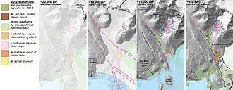 Yazoo stream - Mendenhall Glacier