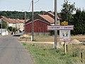 Montigny-sur-Chiers (Meurthe-et-M.) city limit sign.JPG