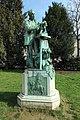Monument à Emmanuel Frémiet par Henri Greber au Jardin des plantes à Paris le 12 mars 2017 - 2.jpg