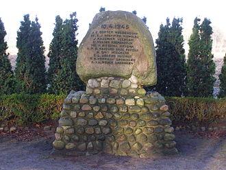 Hendrik Nicolaas Werkman - The Bakkeveen monument
