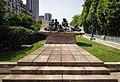 Monument des Martyrs Juifs du Veledrome d'Hiver.JPG