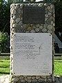 Monumento alla Bagnarota (basamento) - Bagnara Calabra (Reggio Calabria) - Italy - 18 Oct. 2014 - (1).jpg