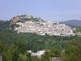 Morcone Comune in Campania, Italy