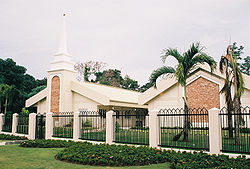 Latter-day Saint chapel in Puerto Princesa, Philippines