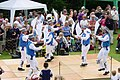 Morris Dancers at Ovingham Goose Fair - geograph.org.uk - 5791.jpg