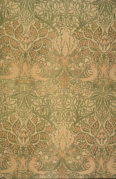 File:Morris Dove and Rose textile 1879.jpg