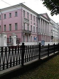 Moscow, Pokrovsky 11 Durasov House.jpg