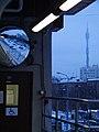 Moscow Monorail, Timiryazevskaya station (Московский монорельс, станция Тимирязевская) (5582279700).jpg