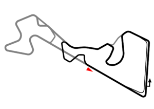 Moscow Raceway - Image: Moscow Raceway Sprint Circuit Configuration