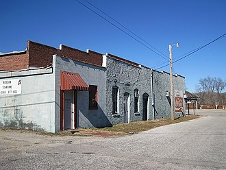 Moscow, Tennessee - Image: Moscow TN 01 2012 002