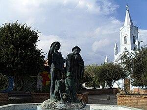 Motavita - Central square of Motavita