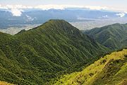 Mount Ariake from Mount Tsubakuro.jpg