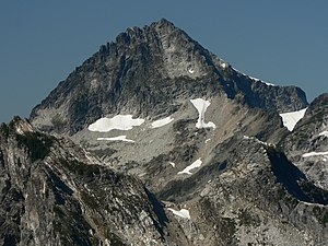 English: Mount Despair 7292 feet (2223 m)