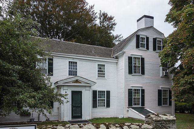 Mount Hope Farm Rhode Island Wedding
