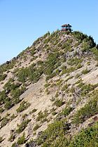 Mount Scott, Oregon, USA - the top and a fire tower.jpg