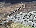 Mourne Wall near Slieve Muck - geograph.org.uk - 1206324.jpg