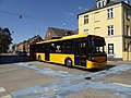 Movia bus line 230R on Jernbanegade 01.jpg