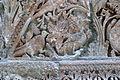 Mshatta - Vögel unter Weinlaub 1.jpg