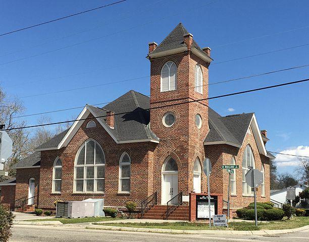 Olive Baptist Church Food Pantry