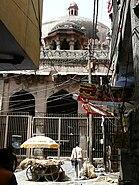 Mubarak Shah's tomb1