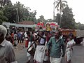 Mulluthara Devi Temple in Malamekkara,Adoor.Atham Thirunal Maho ulsavam & Apindi Vilakku ulsavam in Atham festival Of Mulluthara Devi Temple.jpg