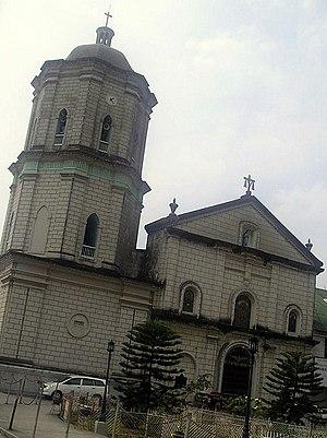 Bauan, Batangas - Bauan's main Catholic Church