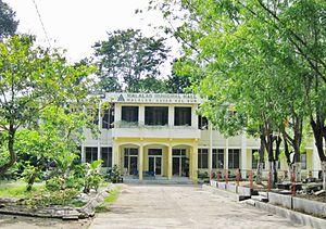 Malalag, Davao del Sur - Municipal Hall of Malalag