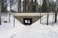 Munkkiniemi tunnel January 28 2012.png