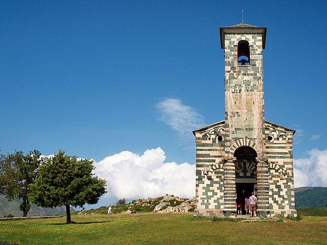 Église Saint-Michel de Murato