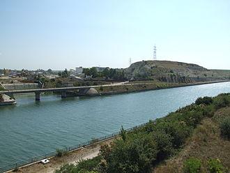 Murfatlar - Image: Murtfaltalr Danube Channel