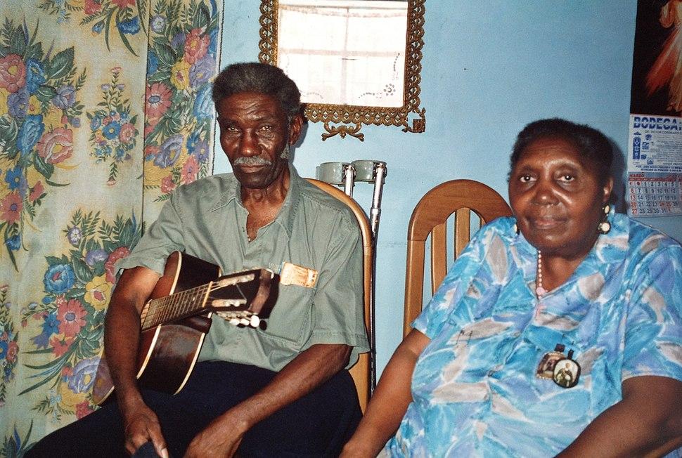 Musiciens à El Carmen
