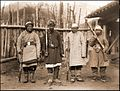 Muslim Bandits, Xinjiang, China (c1915) Marc Aurel Stein (RESTORED) (4073631151).jpg