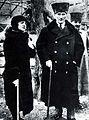 Mustafa Kemal Atatürk and Latife Uşşaki (1923).jpg