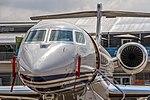 N650GA Gulfstream Aerospace G-VI Gulfstream G650ER - Paris Air Show 2015 @ Le Bourget Paris (LFPB) 20.06.2015 (18873912444).jpg