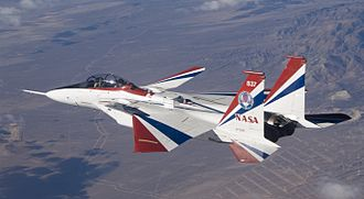 Intelligent flight control system - NASA's NF-15B was used for the project.