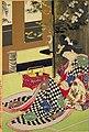 NDL-DC 1301527 02-Tsukioka Yoshitoshi-新撰東錦絵 おさめ遊女を学ぶ図-明治19-crd.jpg